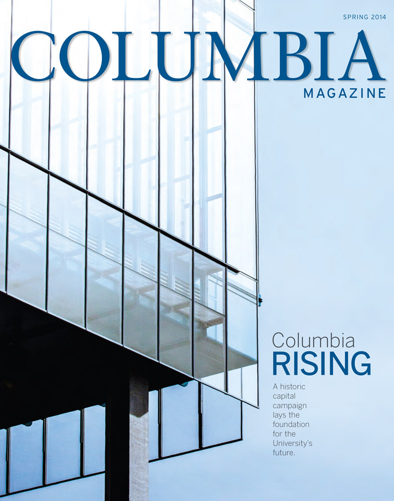 Columbia Magazine Renzo Piano